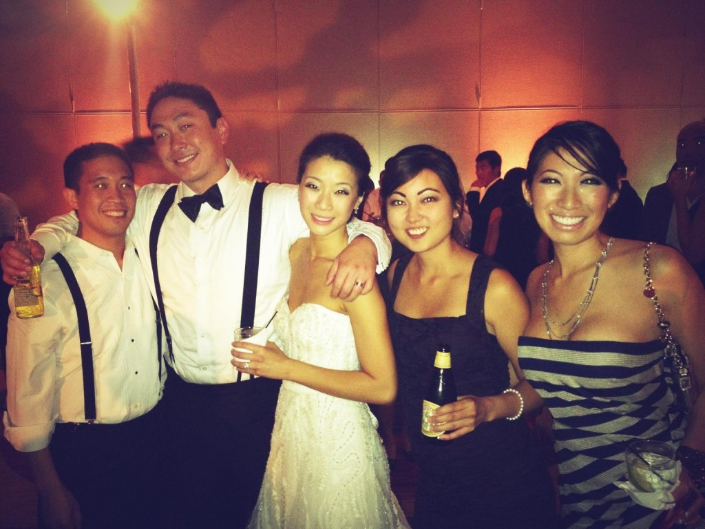 bay area gangnam style wedding